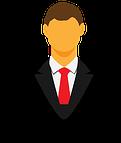 guy in suit avatar